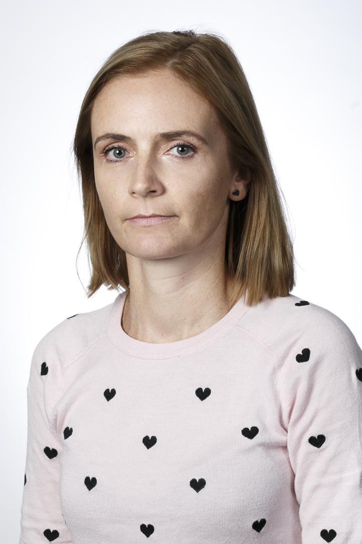 Alina Młyńczyk Geophysicist Geometry Specialist