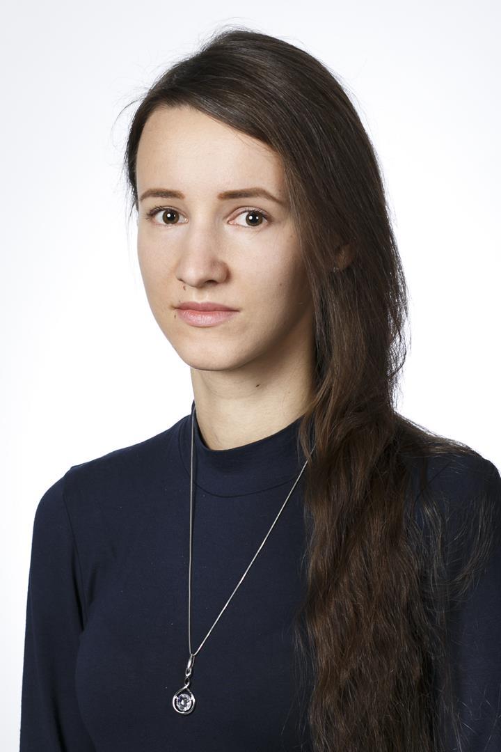 Olga Nosal Geophysicist 2D Specialist